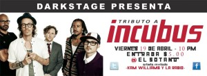 tributo a incubus