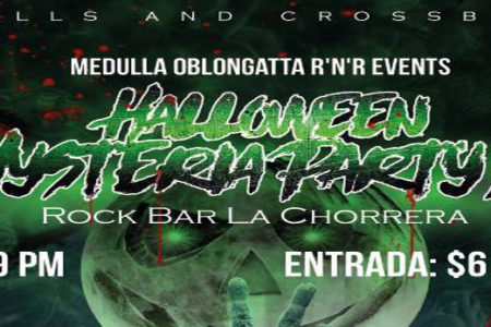 Halloween Hysteria Party XI