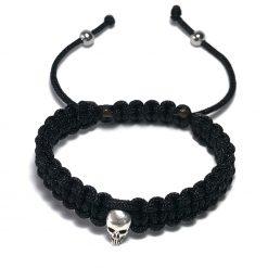 dark skull bracelets