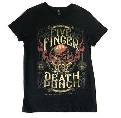 5 finger death